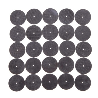 25pcs Metal Cutting Disc for Grinder Rotary Tool Circular Saw Blade- intl