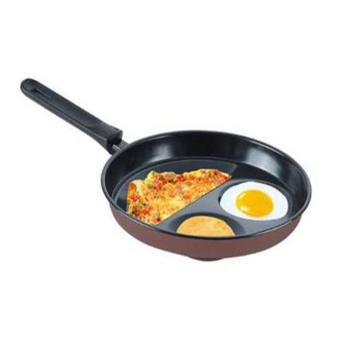 3 in 1 Non-Stick High Quality Grill Pan(model# SMILE 3IN1)