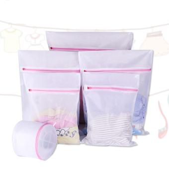 3 Size S L M Laundry Washing Bag Clothes Lingerie Wash Protecting Mesh Net QA018-SZ Price Philippines