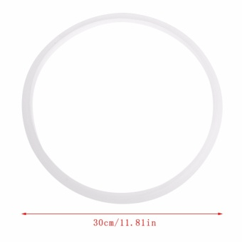 30cm Pressure Cookers Silicone Rubber Gasket Sealing Seal Ring Kitchen Cooking Tool - intl