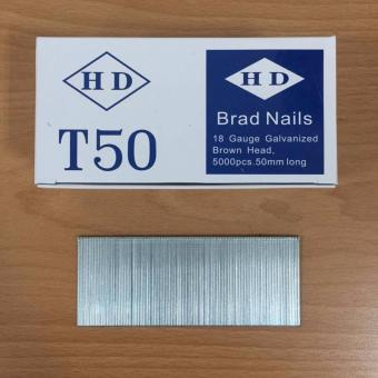 3200pcs T50 Brad Nail for Air Nailer Gun