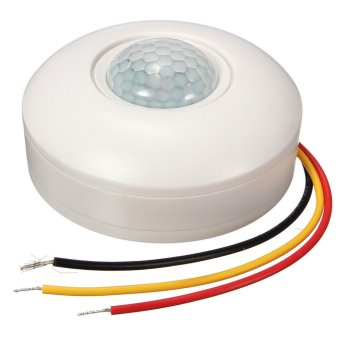 360 Degree PIR Motion Sensor Detector Light Switch