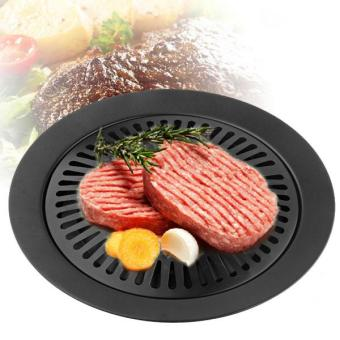 360DSC Smokeless Barbeque Grill for Household Gas Stove IndoorBlack Price Philippines