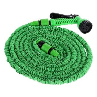 50 Feet Expandable Garden Water Hose with Spray Nozzle - Intl