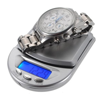 500g /0.1g Mini Pocket LCD Digital Diamond Jewelry Gold Gram Balance Weigh Scale -