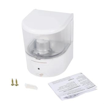 600ML white ABS automatic sensor soap wall dispenser - intl