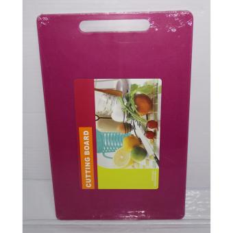 7x11.5 2108B Colored Chopping Board Pink