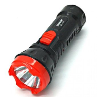 #846 Rechargeable Flashlight(BLACK)