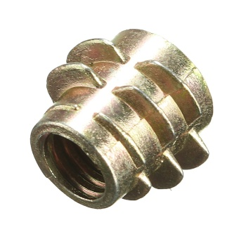 9 Size M4 M5 M6 M8 M10 Hex Drive Screw In Threaded Insert For Wood (Type E) M6x10 - intl Price Philippines