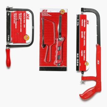 Ace Hardware Hacksaw (Set of 3) Price Philippines