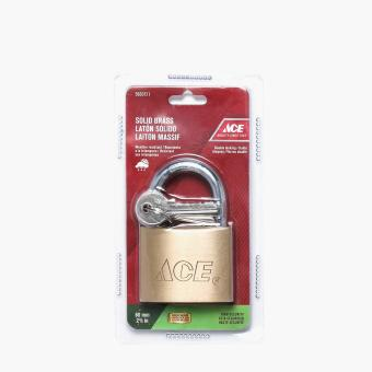 Ace Hardware Solid Brass Padlock 60mm Price Philippines