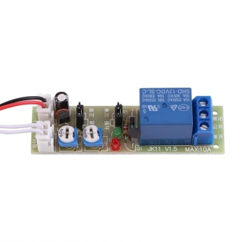Adjustable Infinite Cycle Timer Delay On/Off Switch Relay Module (DC12V,0-60min) - intl