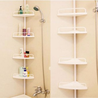 Aidesen ADS-188 Multi Corner Bathroom Shelf #0123