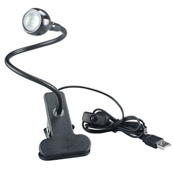 Amart LED Desk Reading Lamp Study Table Light With Clip