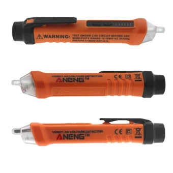 ANENG 12 AC VOLTAGE DETECTOR 1000V Electrical Circuit Electrical Tester Pen Tool - intl