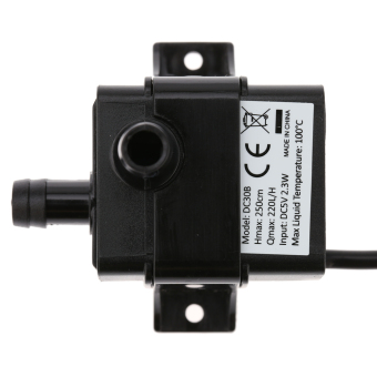 Anself Ultra-quiet Mini USB DC5V 2.3W Micro Brushless Water Oil Pump - Intl Price Philippines