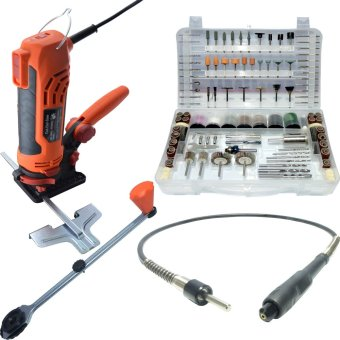 As Seen on TV Deluxe Cut-Out-Saw Complete Sets Power Tools