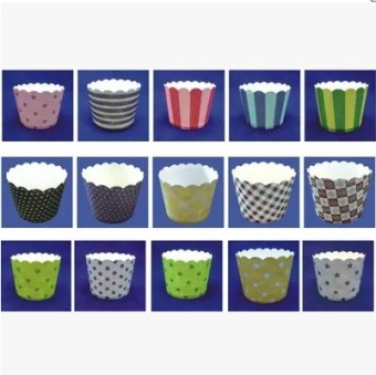 Baking packaging tool cake cup oven a of paper cups cake paper cups