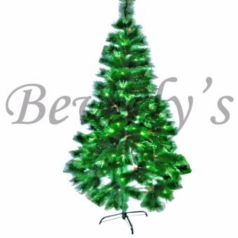 Beverly's Christmas Tree 8ft. 280S (Dark Pine and Light Pine Green)