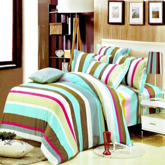 Beverly's Linen Collection Bedsheet Set of 3(BBL-082)-Twin(Single)