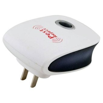 BUYINCOINS Electronic Ultrasonic Anti Mosquito Insect Pest MouseKiller Magnetic Repeller - intl