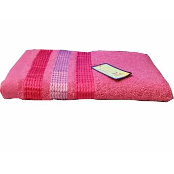 Cannon 100% Cotton Bath Towel (Pink) Price Philippines