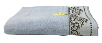 Cannon US Quality Bath Towel(Blue) Price Philippines