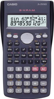 Casio fx-350MS Scientific Calculator