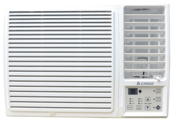 Chigo CYW-20C2 0.8HP Remote Controlled Window Type Air Conditioner(White) Price Philippines