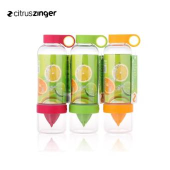 Citrus Zinger Water Tumbler Healthy Fruit Juice Fusion InfusingHydrating Water Bottle