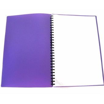 Clear Book Refillable Size Long Price Philippines