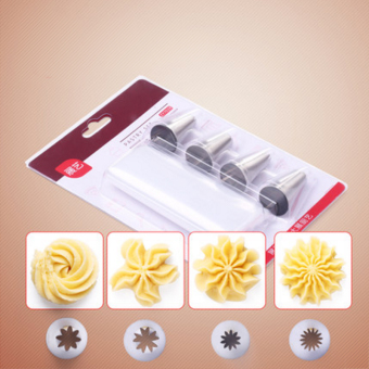 Clever kitchen baking Cookie decorating Nozzle