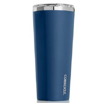 CORKCICLE 24oz Triple Insulated & BPA-Free Stainless SteelTumbler (Matte Blue Steel) Price Philippines