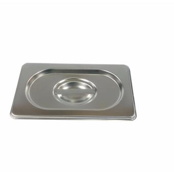 Cover / Lid for Gastronorm Pans / Food Pan/ Food Container(Stainless Steel) GN 1/9 (H0006L) Price Philippines
