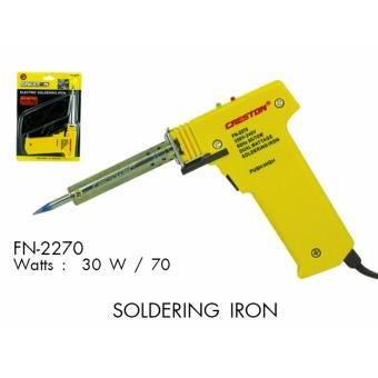 Creston Soldering Iron Dual Wattage (30W & 70W)