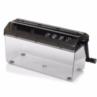 David-Link-Nibo A4,A5 Manual Mini Shredder - Black Price Philippines