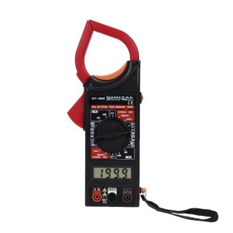 Digital Voltmeter AC Tester Clam Meter - intl Price Philippines