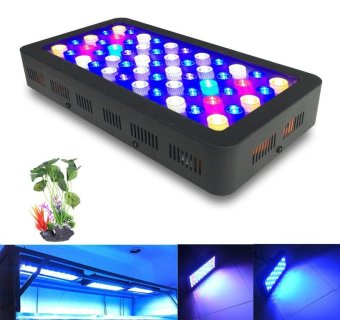 Dimmable 110w Full spectrum led aquarium lamp for coral reef aquarium led lighting best for Fish tanks Marine plants Growth (AC85-265V) - intl