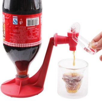 DODO Home Kitchenware Bar Accessories Cola Beverage Bottle UpsideDown Water Dispensers Soft Drink Dispenser Faucet BeerTap BeerTowerDispenser Fizz - Intl