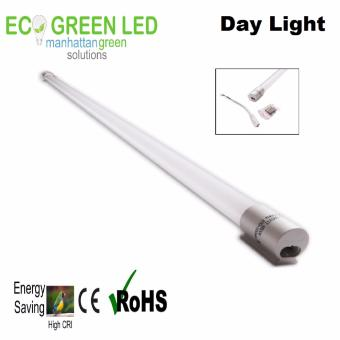 EcoGreen European Quality T8 18W LED Tube Light with IntegratedFixture
