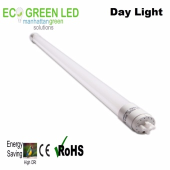 EcoGreen European Quality T8 9W LED Plastic Tube Light