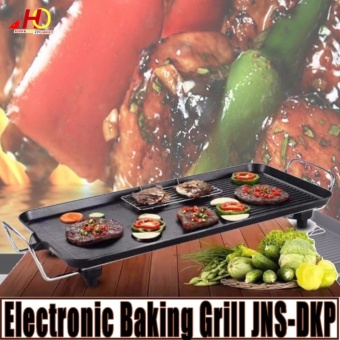 Electronic Baking Grill JNS-DKP1 (Black)