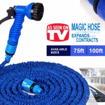 Expandable Flexible Garden Hose(up to 75 ft)