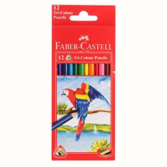 Faber Castel Colored Pencil 12's