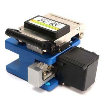 FC-6S Metal Optical Fiber High Precision Cleaver Electric Cut Cutting Tools New - intl