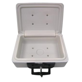Fire Resistant Safety Box - F220 Dirty White Price Philippines