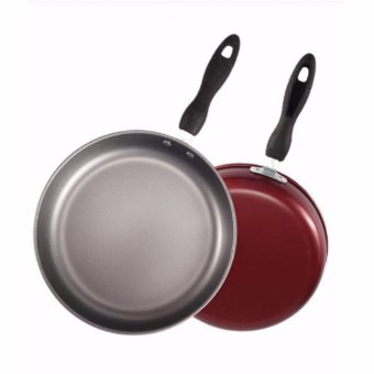 Fry Pan 26cm Non-Stick with Handle (Red)