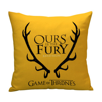 Game of Thrones House Sigils Family Crest Pillow case (Baratheon)(Intl)