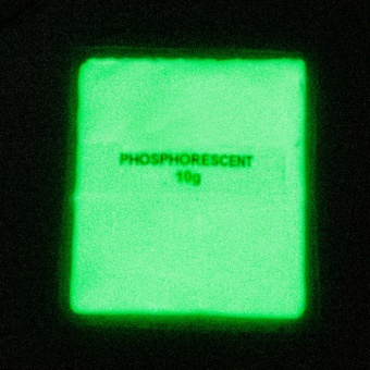 Glow in the Dark Pigment Powder - 10g