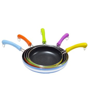 Happy Cook Non-Stick Pot Frying Pan 20-28cm Set of 5 Price Philippines